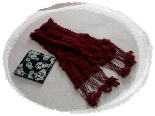 tricô-cachecol