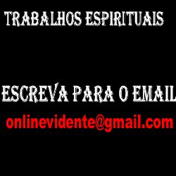 Trabalho Espirituais