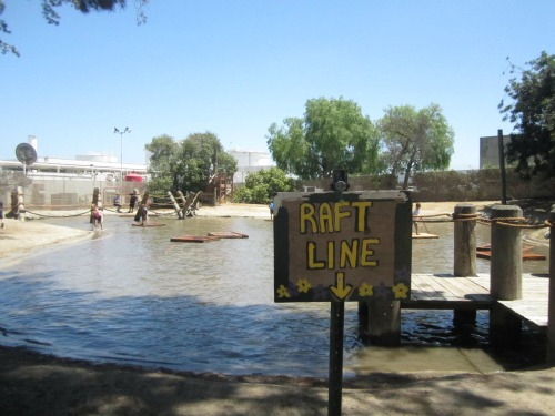 Rafting at Adventure Playground | LivingMiVidaLoca.com