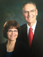 Elder and Sister Hansen