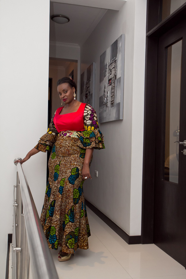 ciaafrique-kitenge-ankara-khanga plus dress