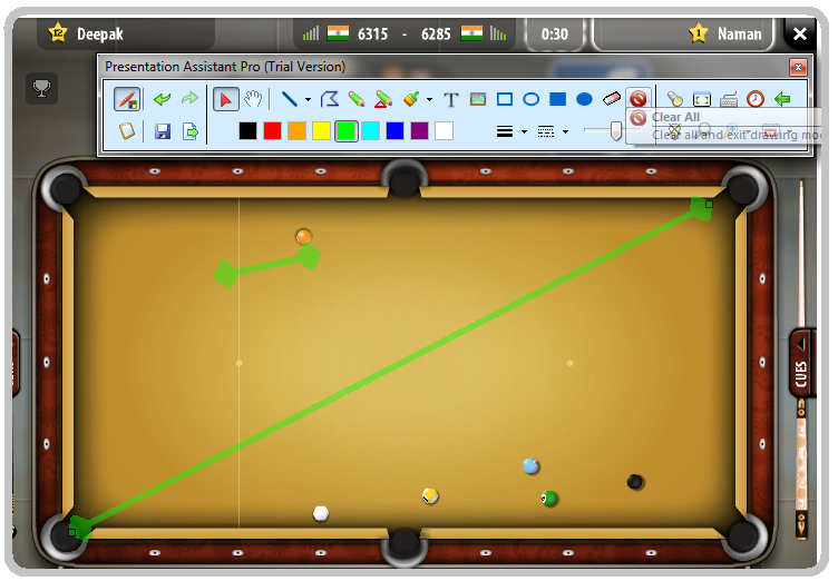 download pool live tour cheat tool v2.2