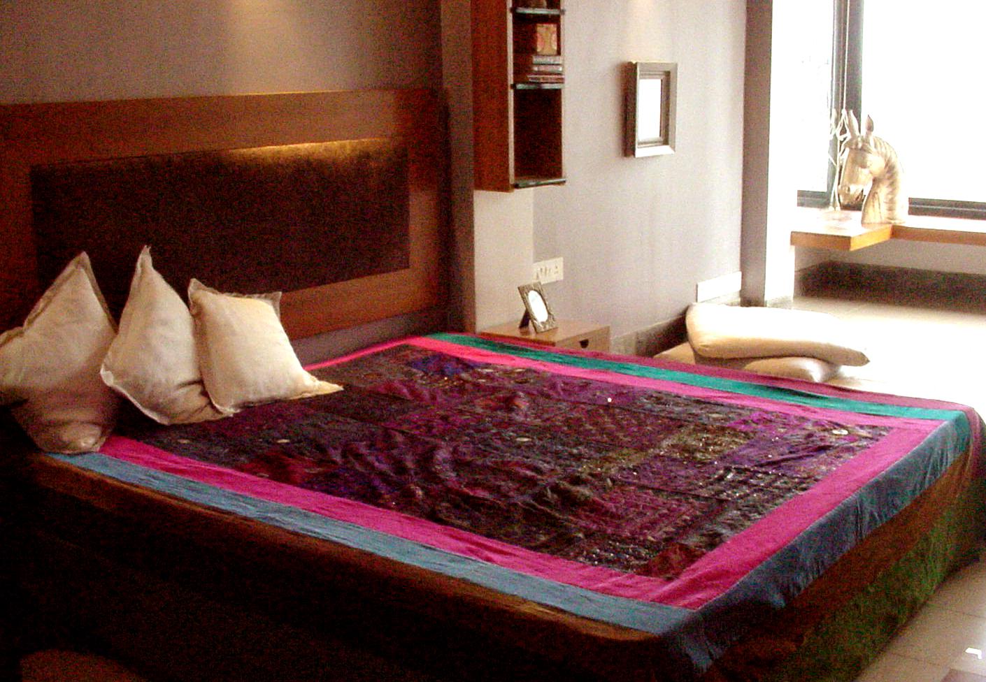 Nisha jamvwal design passionate bedroom that promise for Passionate bedroom designs