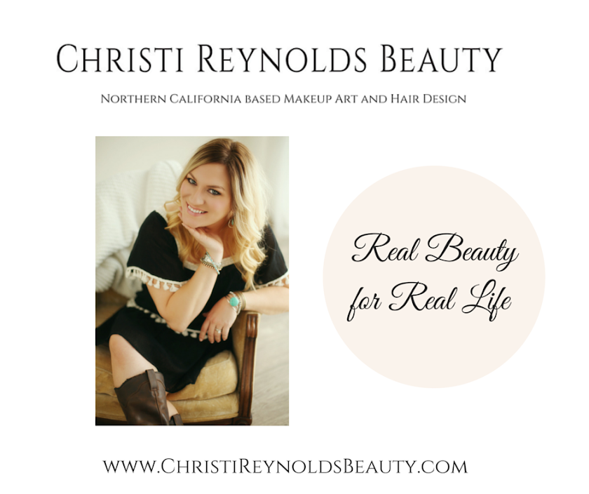 Makeup Art and Hair Design by Sacramento based Northern California Beauty Artist Christi Reynolds