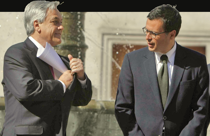 Siglo xxi chili le s nat rejette la loi hinzpeter for Ministre interieur depuis 2000