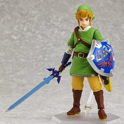 LEGEND OF ZELDA SKYWARD LINK FIGMA