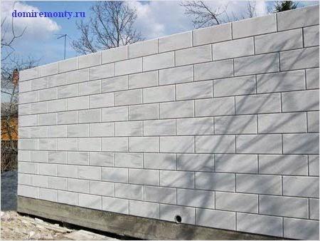 Газосиликатные блоки размеры и отзывы