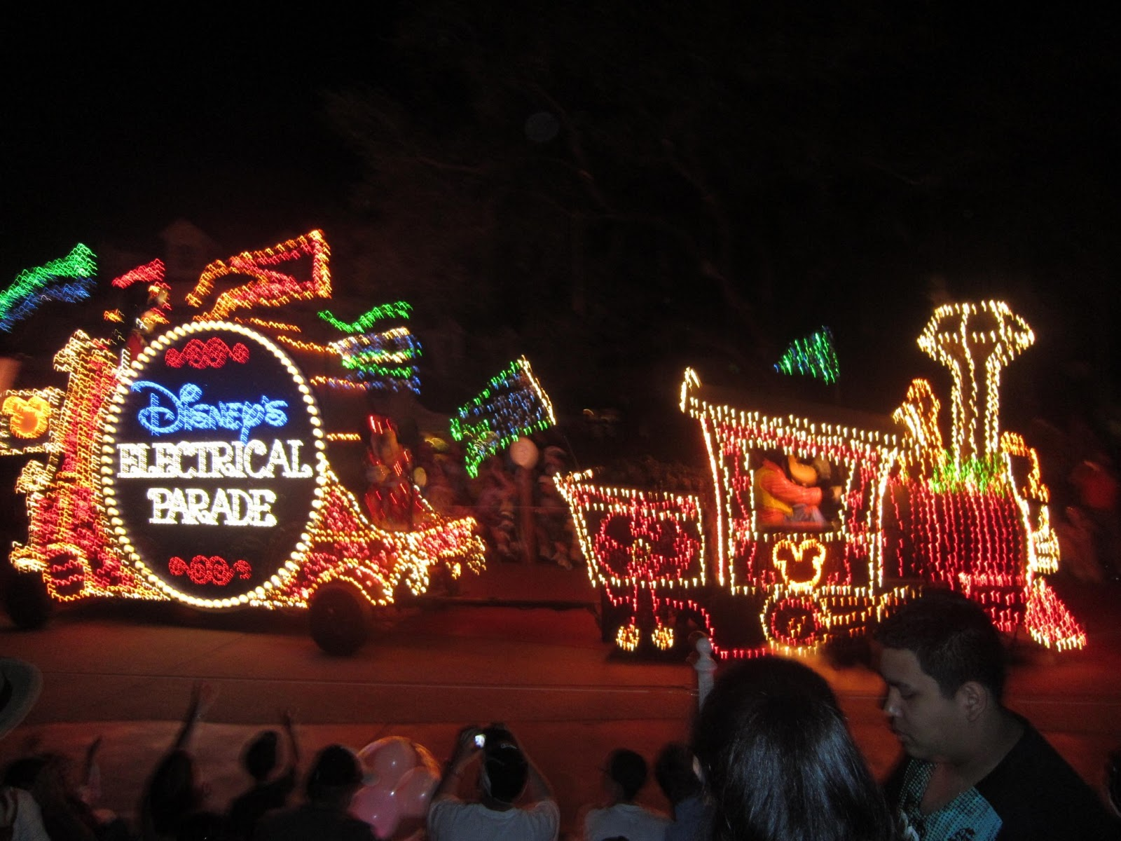 Walt Disney World, Orlando, Florida, parade