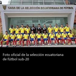 Selección ecuatoriana de fútbol sub-20