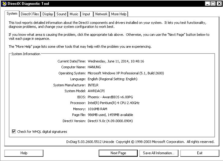 Cara Mudah Mengetahui Spesifikasi Komputer