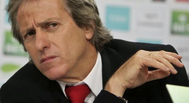 Obecny trener Sportingu - Jorge Jesus (fot. footy fair)