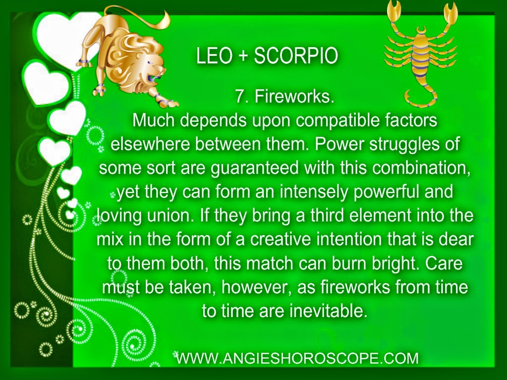 gemini and leo dating horoscope