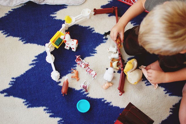 Encouraging Creativity In Toddlers