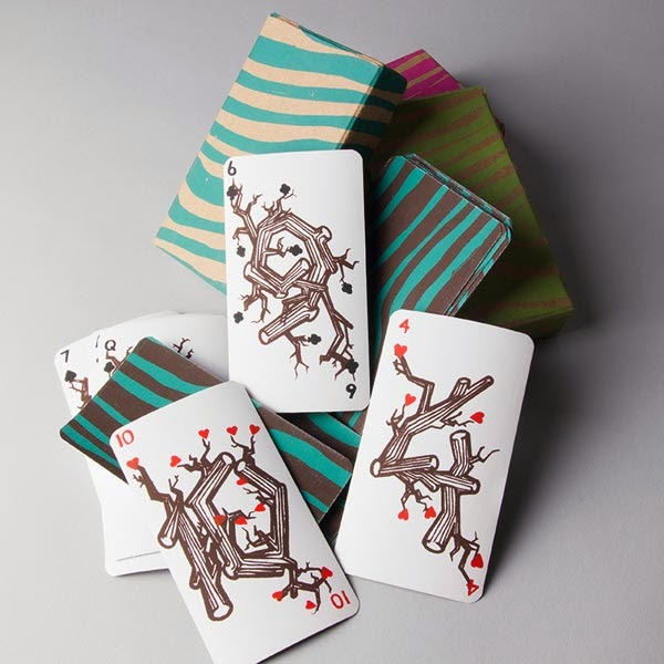 cool playing cards