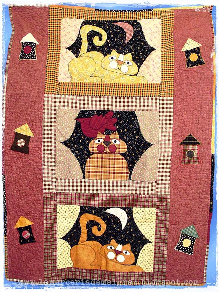 Fichas infantiles de colchas patchwork para nios - Colchas patchwork infantiles ...