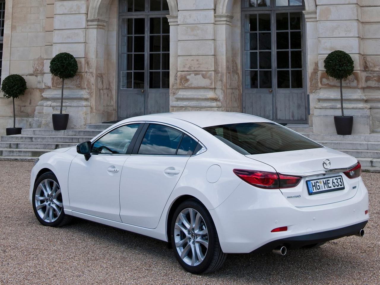 2013 Mazda 6 Sedan ~ Cars Info