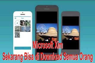 Microsoft Xim Sekarang Bisa di Download Semua Orang