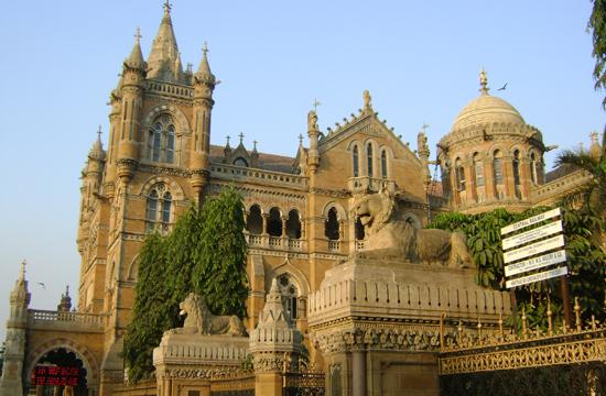 Chhatrapati Shivaji Terminus railway station