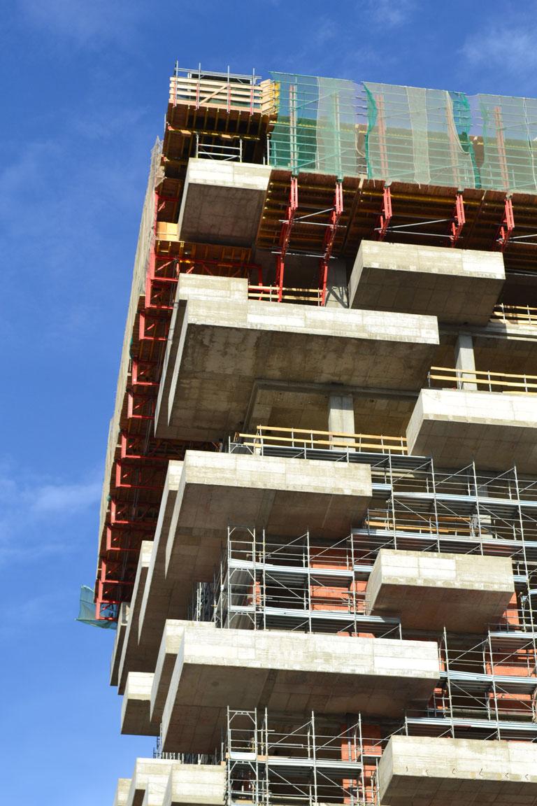 World Of Architecture Bosco Verticale Milan Vertical