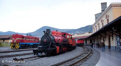 Turismo en Ecuador – Viaje turístico en Tren – Tour Tren de los Volcanes