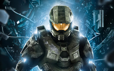 #24 Halo Wallpaper