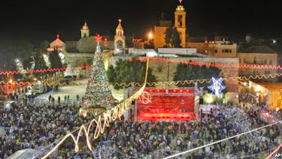 Bethlehem di Tepi Barat
