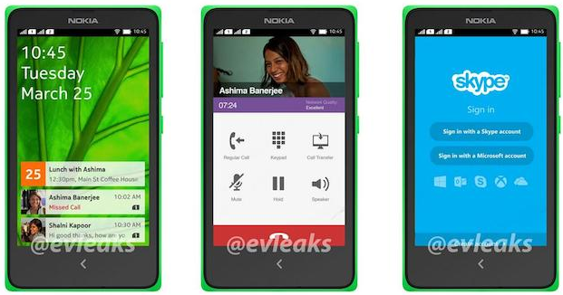 Nokia Reported Low-End Android Smartphone