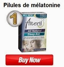 Les meilleures pilules de mélatonine
