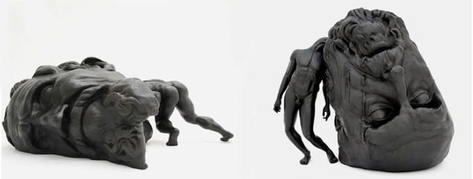 Skulpturalen Moebel Objekte Dahm Lee