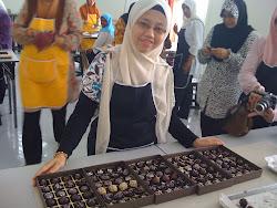 Kelas Asas Homemade Coklat