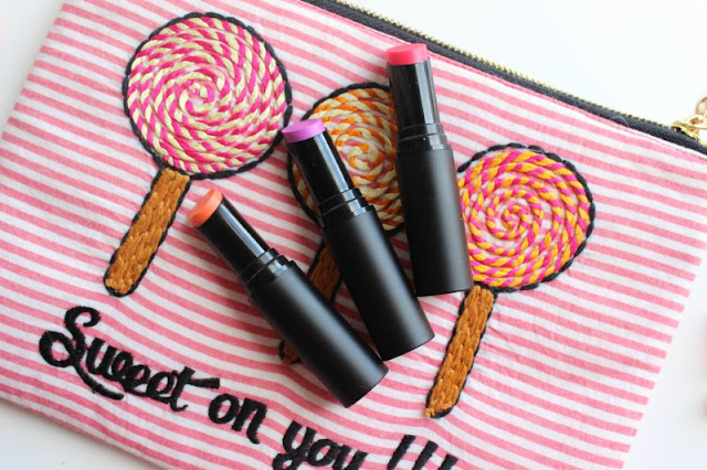 Sleek Make Up Candy Tint Lip Balms