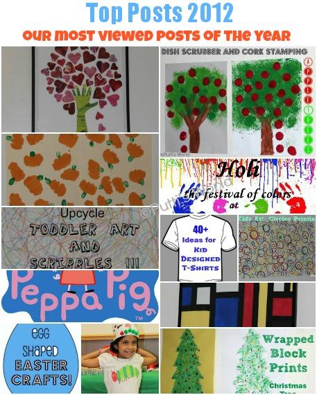 Putti's World Kids art Craft