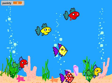 Złap rybki