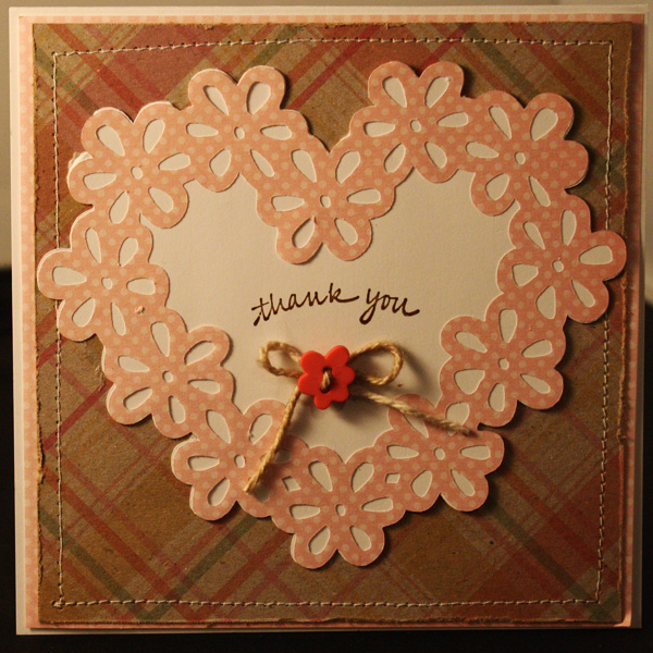 flower tips thank you cards