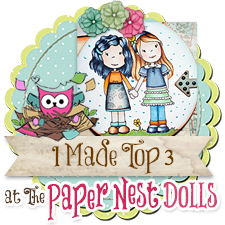 TOP 3 OVER AT THE PAPER NEST DOLLS