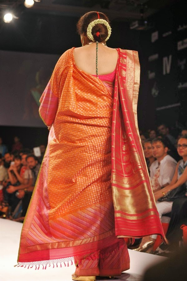 Kirron Kher at LFW Summer/ Resort 2014