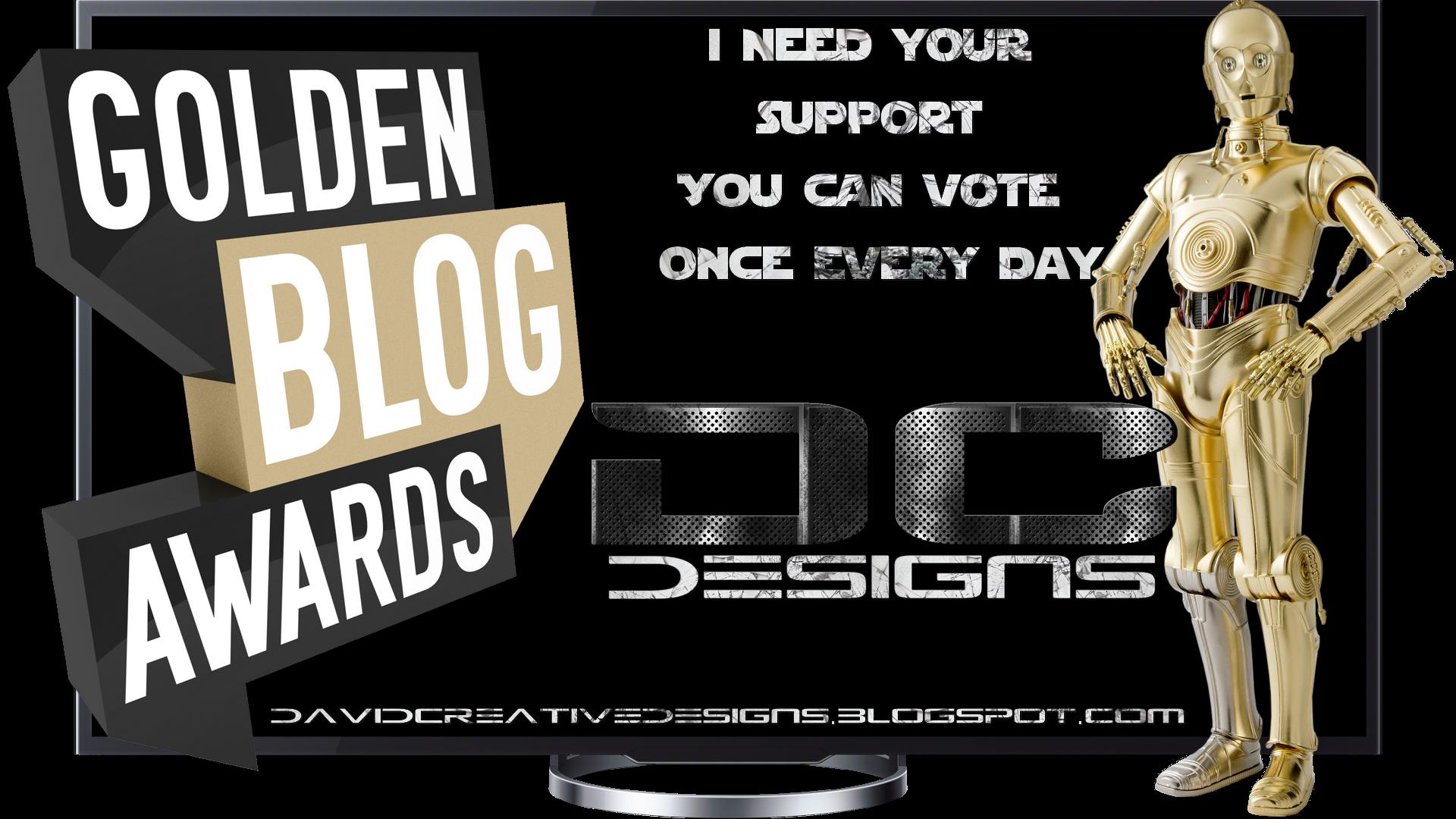 Vote for David Creative Designs