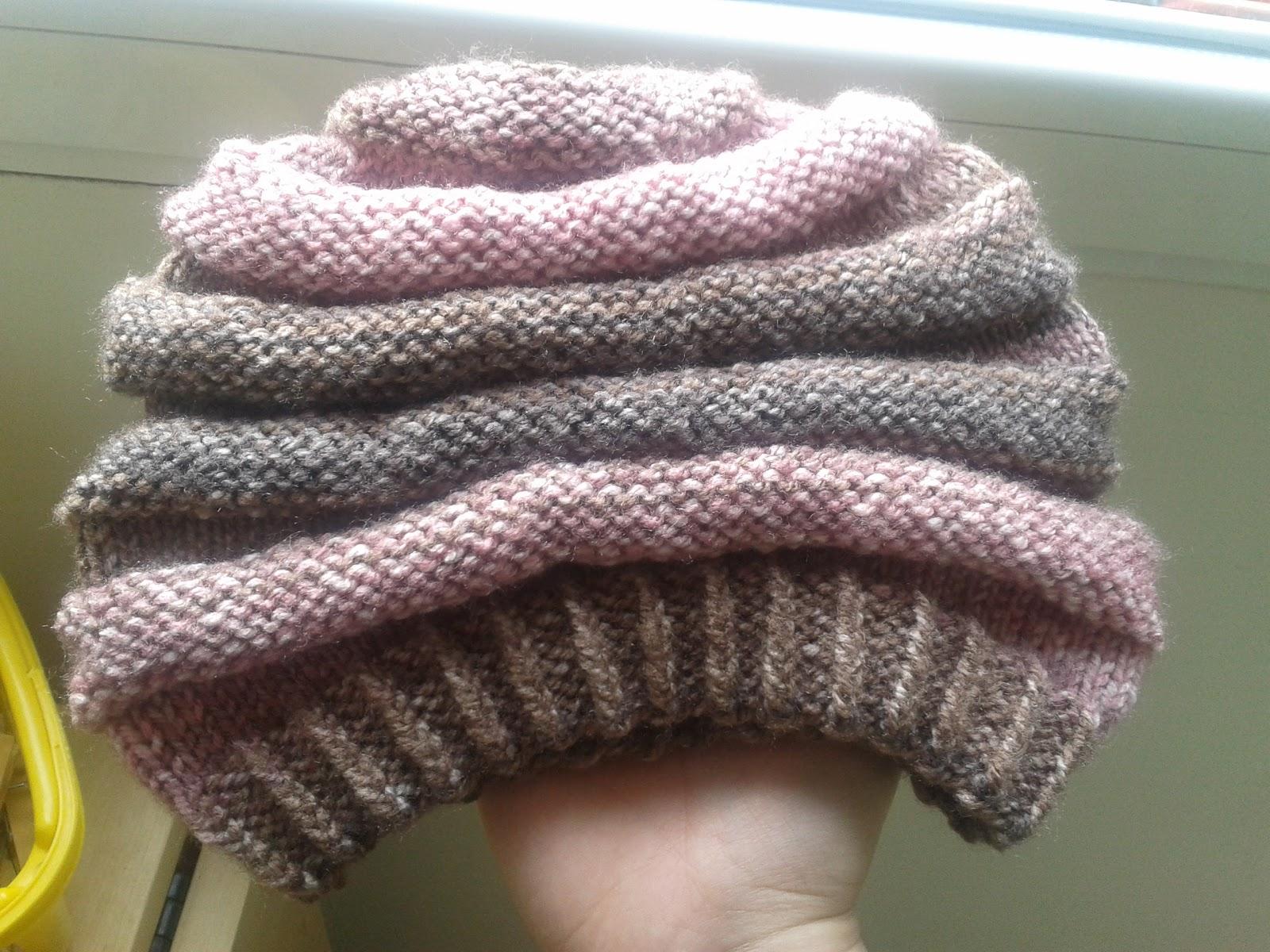 Apuros de una tejedora compulsiva: noviembre 2012
