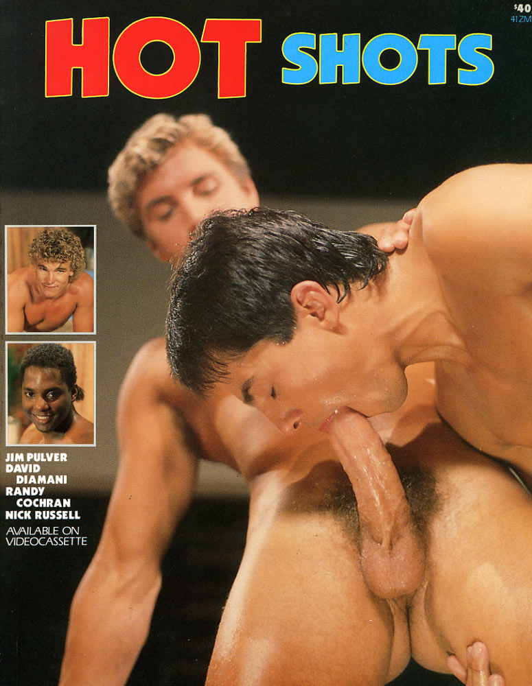 Hot Shots (Revista) Cover Front
