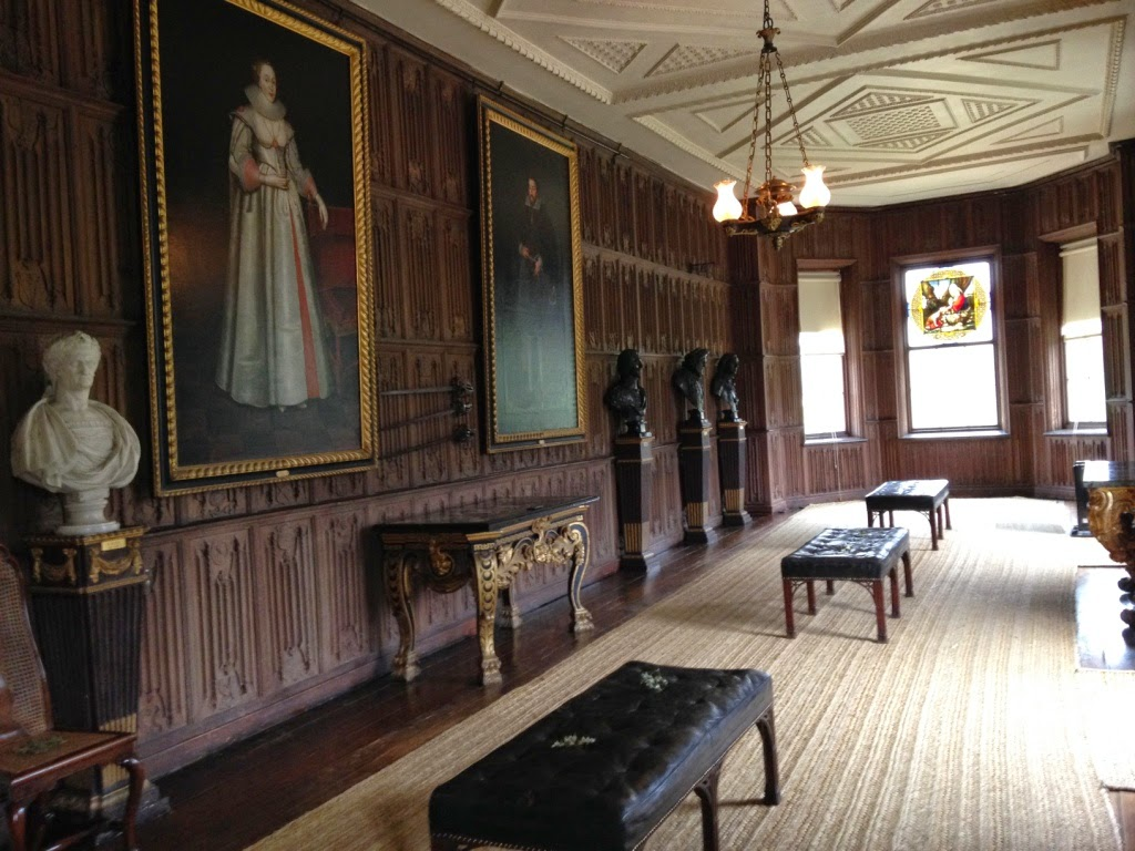 The Vyne Oak Gallery