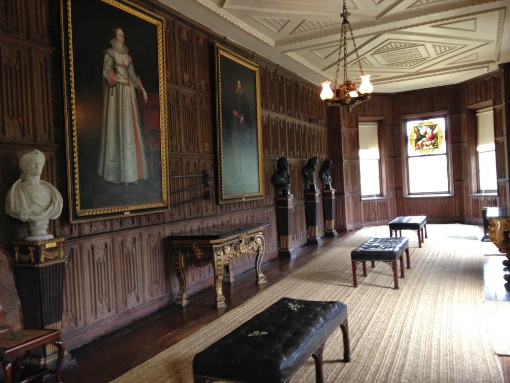The Vyne Oak Gallery