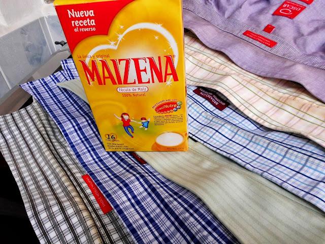 Cuellos de Camisas Limpios Fácil y Económico
