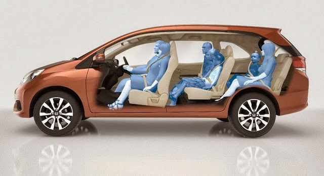 Inilah Harga-Gambar Dan Spesifikasi Honda Mobilio 2014