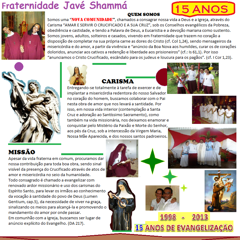 Fraternidade Javé Shammá - Salvador-BA