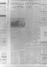 """""""LA VOCE DI BERGAMO"""" 14 SETTEMBRE 1925"""