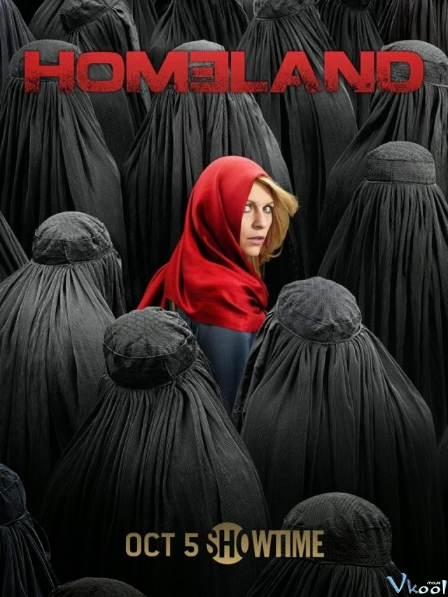 Phim Đất Mẹ Phần 4 - Homeland Season 4
