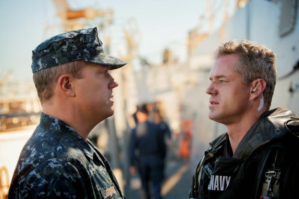 "The Last Ship - Welcome to Gitmo - Review: ""A Salute"""