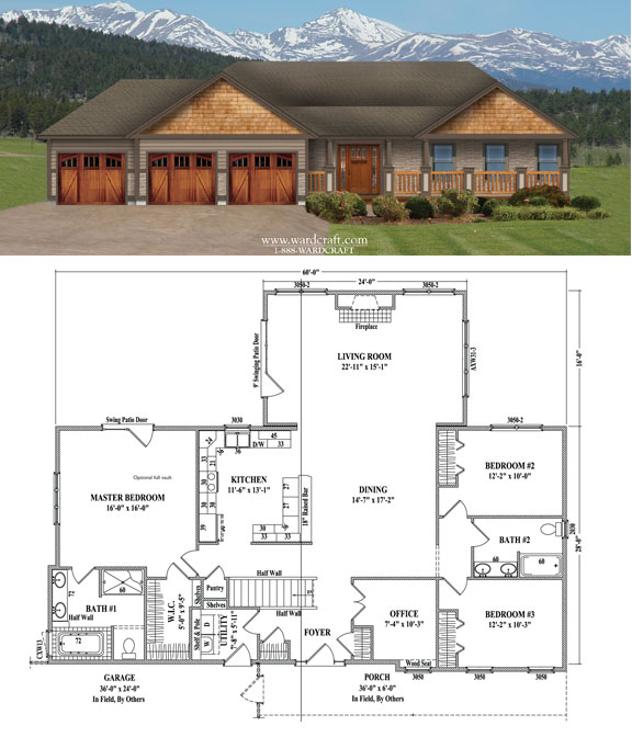Prefab Homes And Modular Homes In Usa Wardcraft Homes