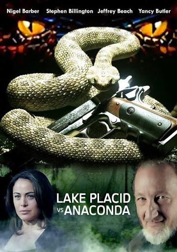 Cá Sấu Đại Chiến Chăn Khổng Lồ - Lake Placid Vs Anaconda