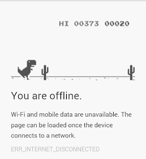 hidden game in chrome on android